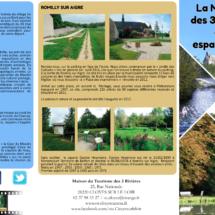 Dépliant espace publics naturels - Maison du Tourisme des Trois Rivières (28)