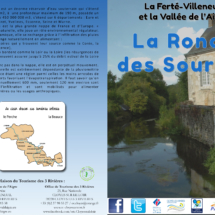 Dépliant Ronde des Sources - La Ferté-Villeneuil (28)