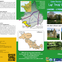 Dépliant Entre Beauce et Perche Les Trois Rivières - Maison du Tourisme des Trois Rivières (28)